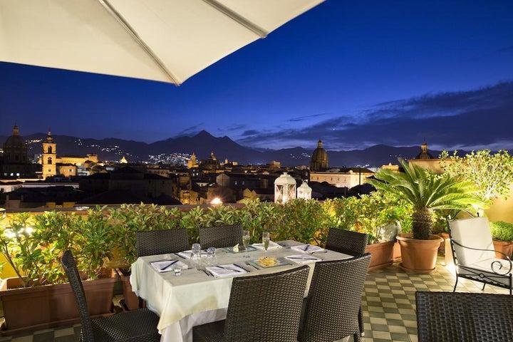 Hotel Ambasciatori in Palermo, Sicily, Italy