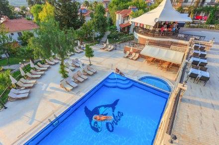 Orka Club Hotel And Villas