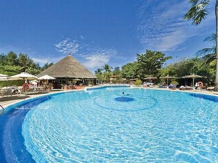 The Kairaba Beach Hotel in Kololi, Gambia