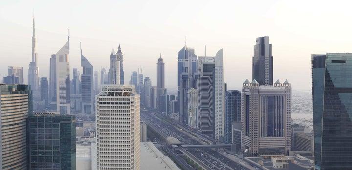 Fairmont Dubai in Dubai City, Dubai, United Arab Emirates
