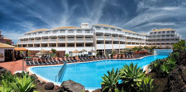 Marola Portosin Apartments in Playa de las Americas, Tenerife, Canary Islands