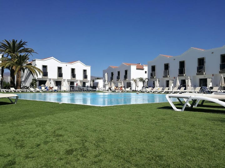 FBC Fortuny Resort Only Adults in Maspalomas, Gran Canaria, Canary Islands