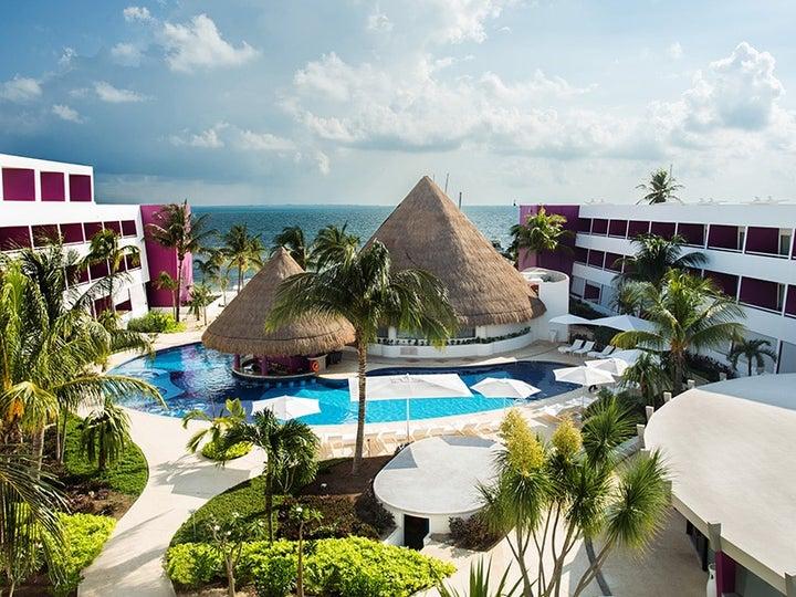 Temptation Cancun Resort in Cancun, Mexico
