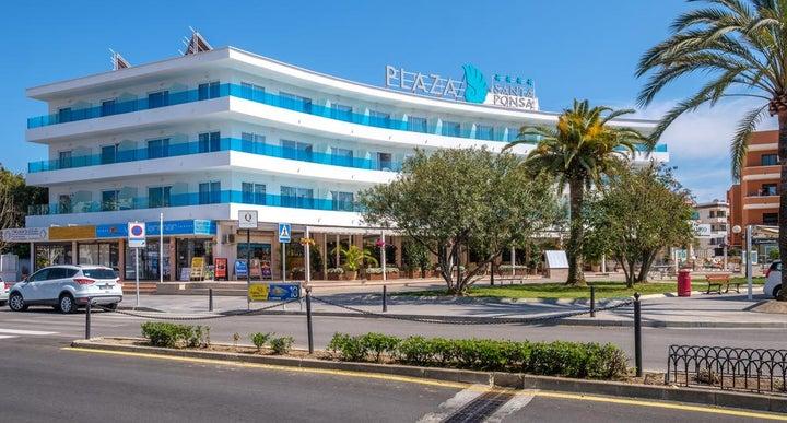 Plaza Beach Boutique Hotel Santa Ponsa