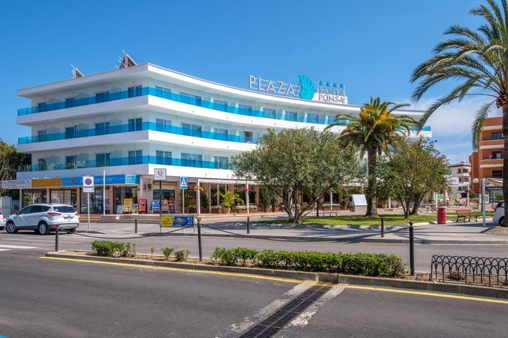 Plaza Santa Ponsa Boutique (ex Plaza Beach) in Santa Ponsa, Majorca, Balearic Islands