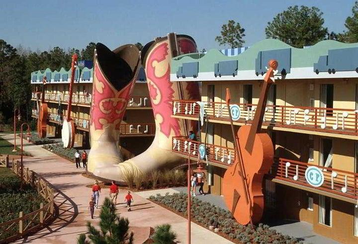 Disney's All Star Music Resort Image 14