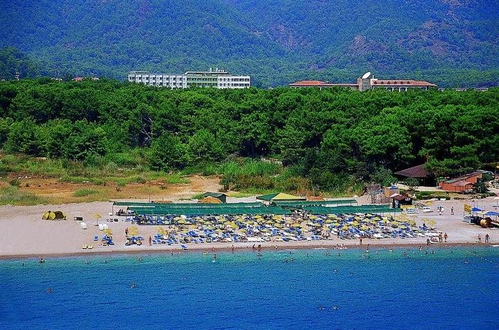 Armas Kaplan Paradise in Tekirova, Antalya, Turkey