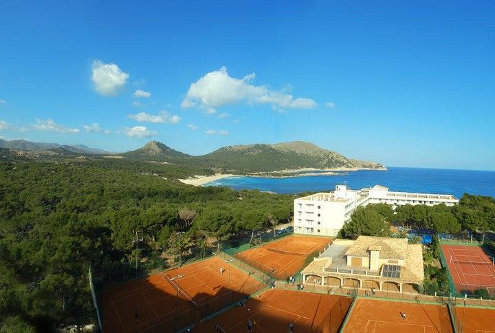 S'Entrador Playa Hotel Spa in Cala Ratjada, Majorca, Balearic Islands