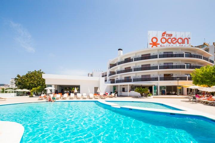 THB Ocean Beach in San Antonio, Ibiza, Balearic Islands