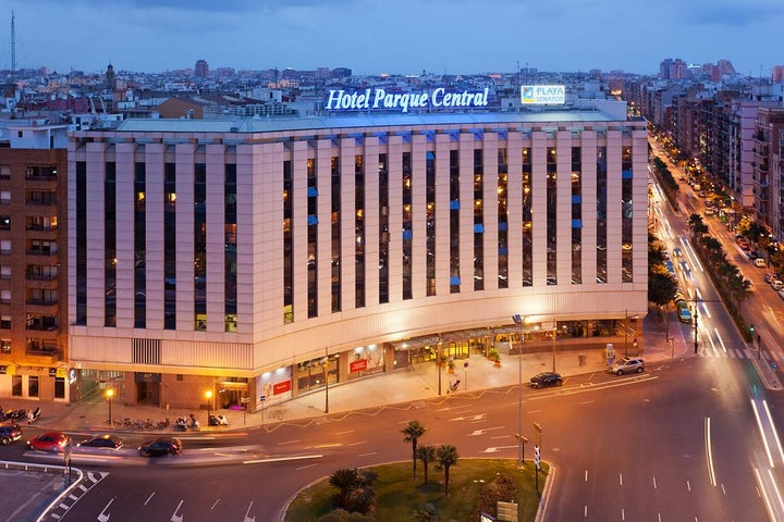 Senator Parque Central Hotel in Valencia, Valencia, Spain