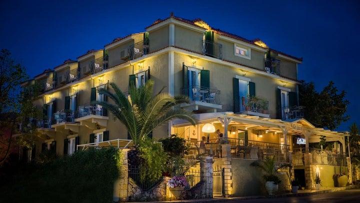 Captain's House Hotel, Kefalonia in Skala, Kefalonia, Greek Islands