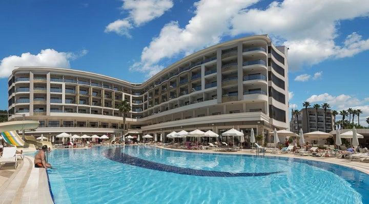 Golden Rock Beach Hotel in Marmaris, Dalaman, Turkey