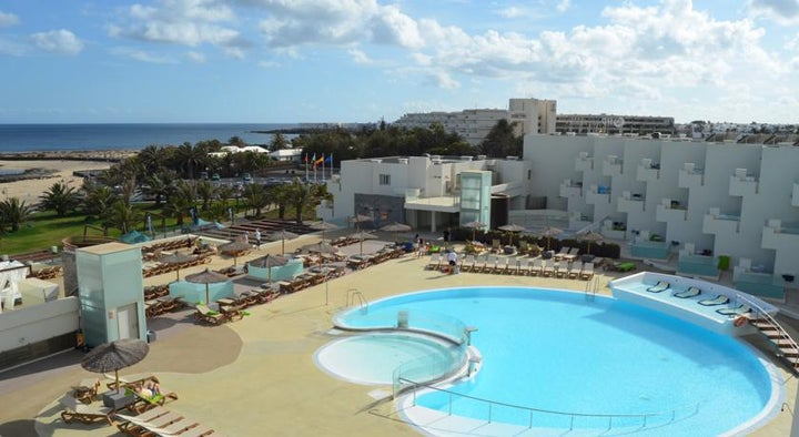 HD Beach Resort in Costa Teguise, Lanzarote, Canary Islands