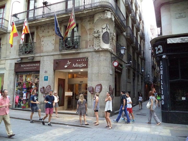 Adagio Gastronòmic in Barcelona, Costa Brava, Spain