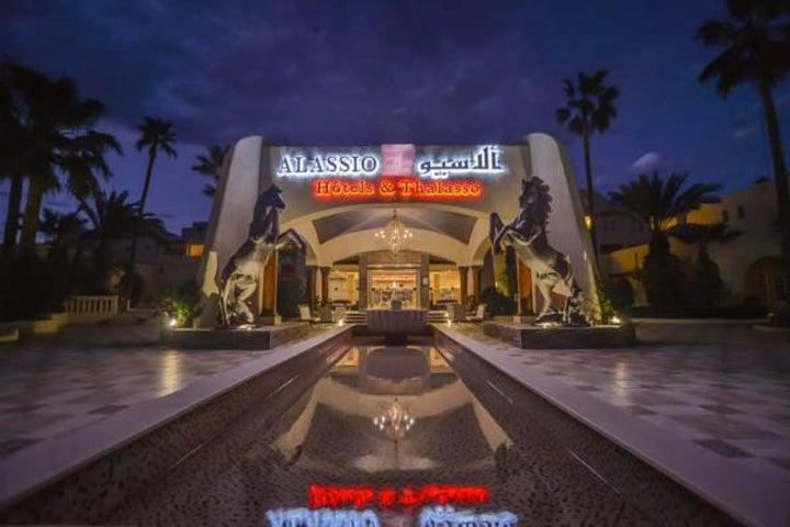 Alassio Hotels & Thalasso in Monastir, Tunisia