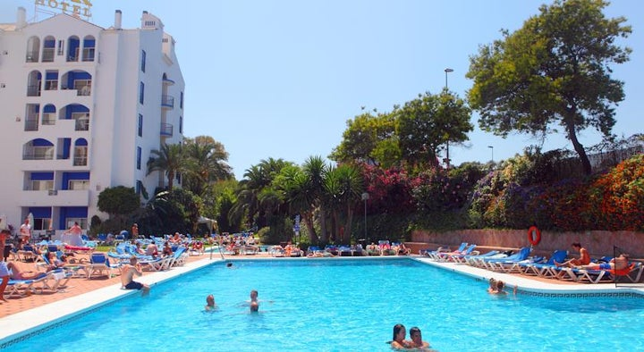 Pyr Marbella Apartments in Puerto Banus, Costa del Sol, Spain