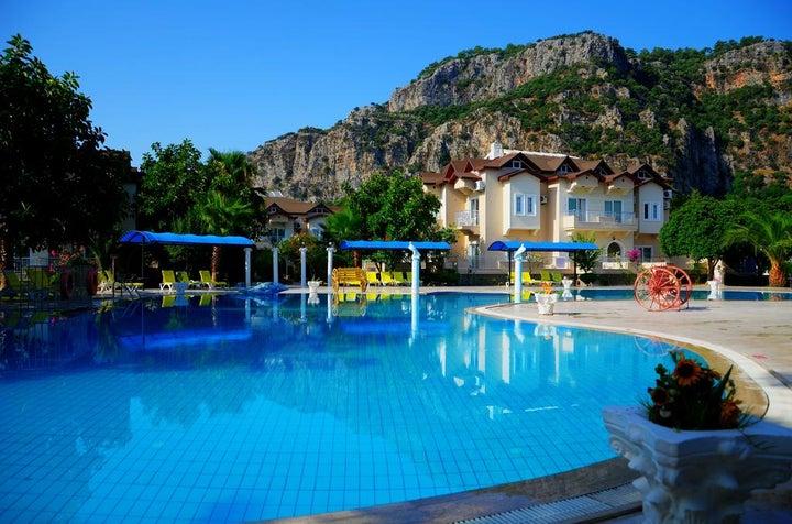 Keskin Hotel in Dalyan, Dalaman, Turkey