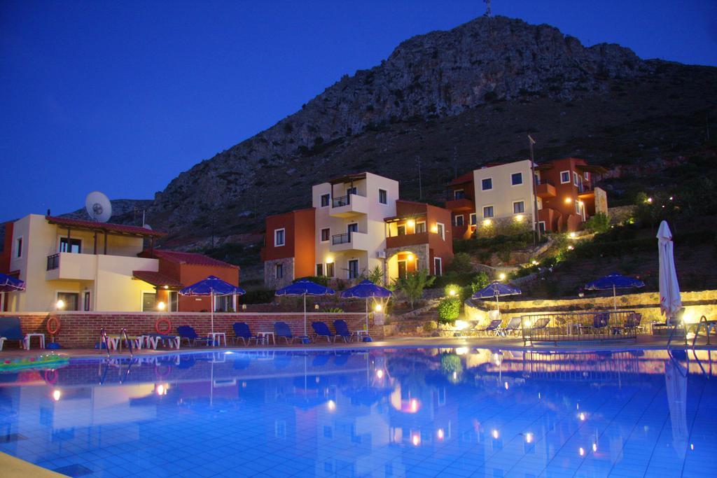Driades Apartments In Piskopiano, Crete, Greek Islands