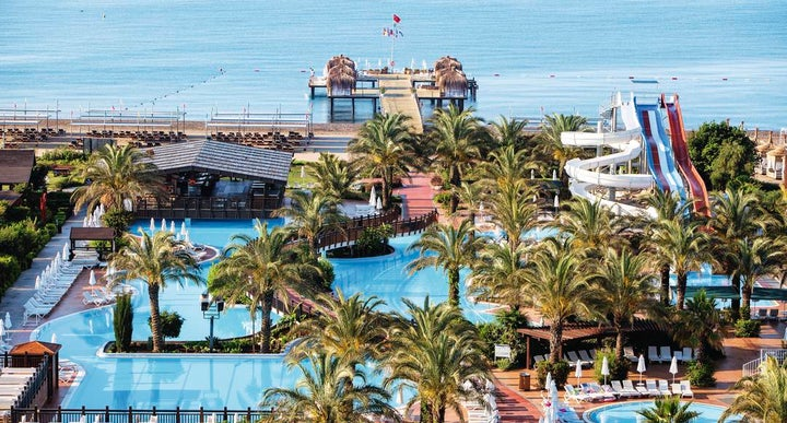 Liberty Hotels Lara In Beach Antalya Turkey