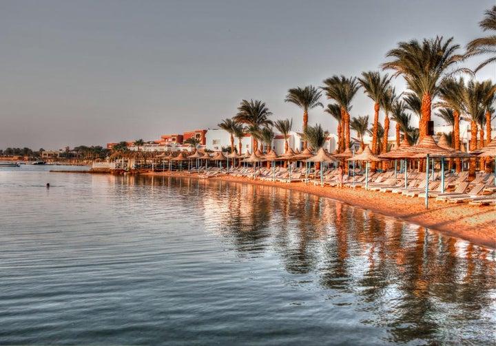 Marlin Inn Beach Resort in Hurghada, Red Sea, Egypt