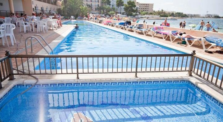 S Estanyol Club Hotel in San Antonio Bay, Ibiza, Balearic Islands