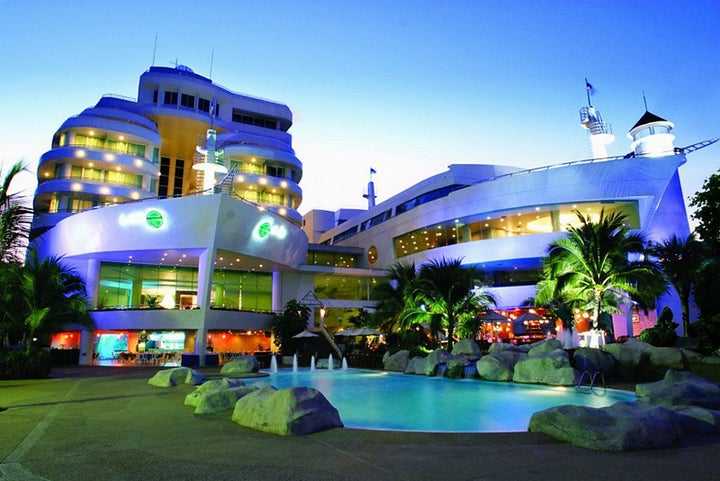 A-One The Royal Cruise Hotel in Pattaya, Thailand