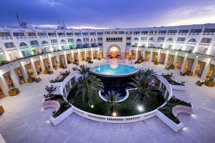 Medina Solaria & Thalasso in Hammamet, Tunisia