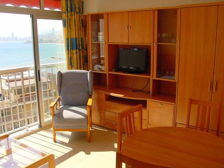 Carabelas Apartments in Benidorm, Costa Blanca, Spain