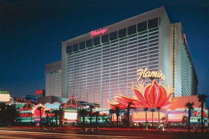 Flamingo las Vegas in Las Vegas, Nevada, USA