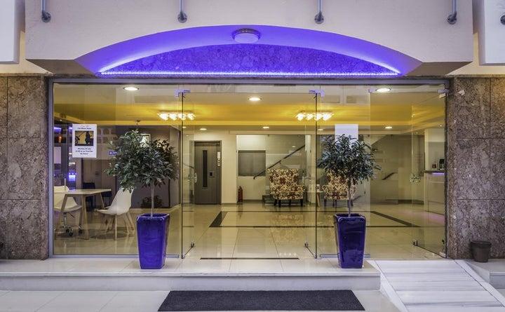 Sergios Hotel in Hersonissos, Crete, Greek Islands