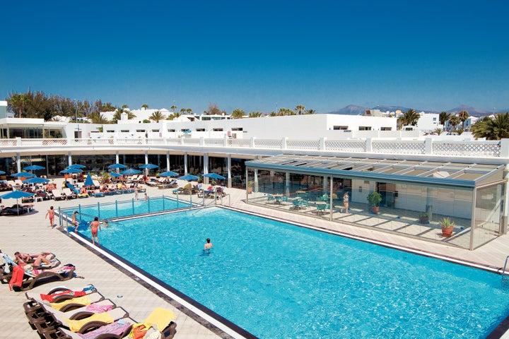 Las Costas Hotel in Puerto del Carmen, Lanzarote, Canary Islands