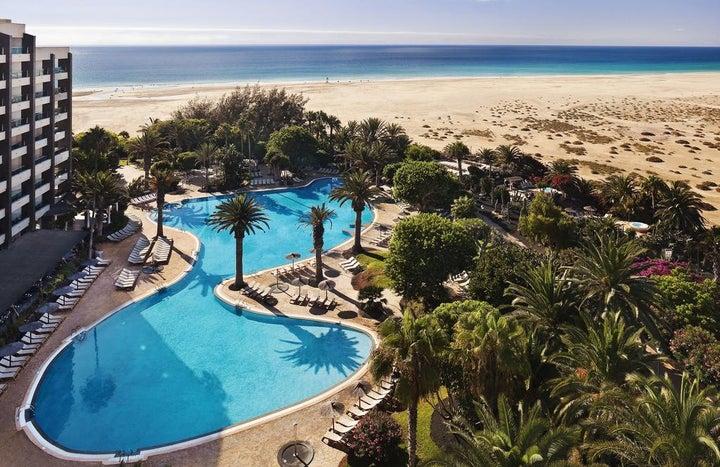 Melia Fuerteventura in Costa Calma, Fuerteventura, Canary Islands