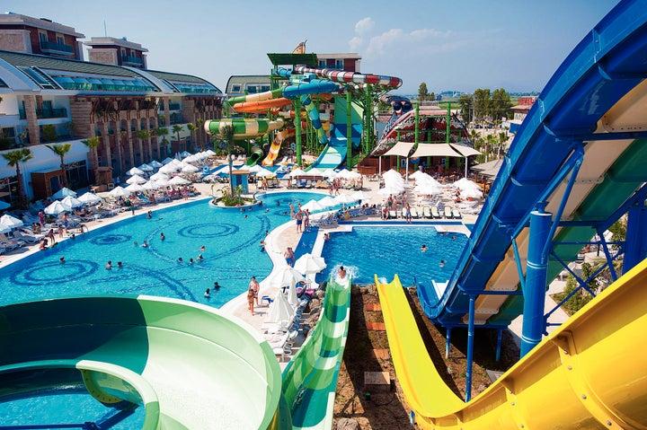 Crystal Waterworld Resort And SPA Image 13