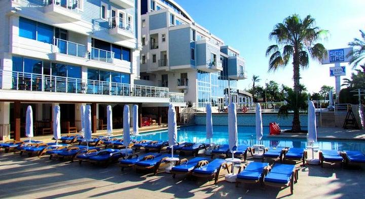 Sealife Family Resort Hotel in Konyaalti, Antalya, Turkey