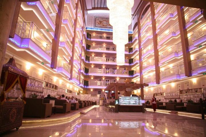 White Gold Hotel in Alanya, Antalya, Turkey