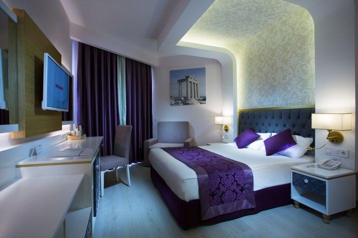 Water Side Resort And Spa in Side, Antalya, Turkey