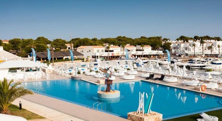Casas del Lago Hotel Spa Beach Club in Cala'n Bosch, Menorca, Balearic Islands