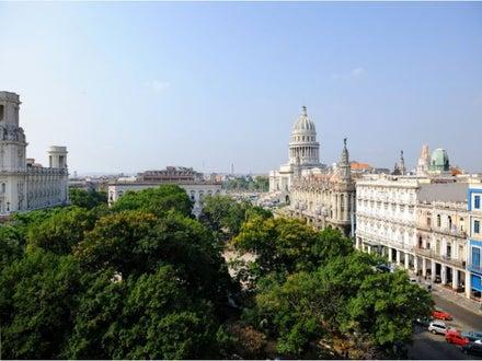 Iberostar Parque Central in Havana, Cuba