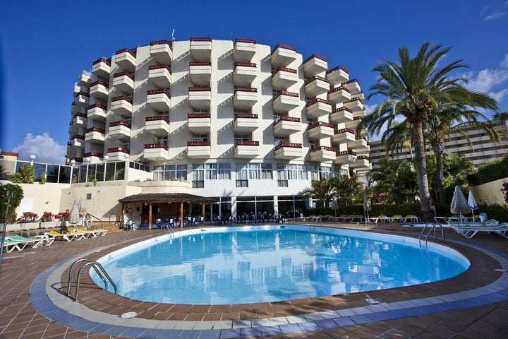 Rondo Aparthotel in Playa del Ingles, Gran Canaria, Canary Islands
