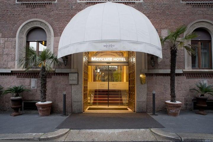 Mercure Milano Regency in Milan, Lombardy, Italy