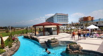 Kahya Resort And Aqua Hotel