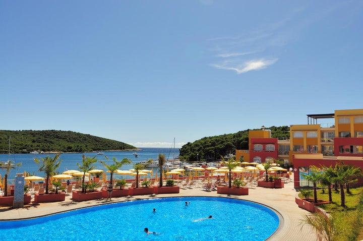 Resort Del Mar in Pula, Istrian Riviera, Croatia