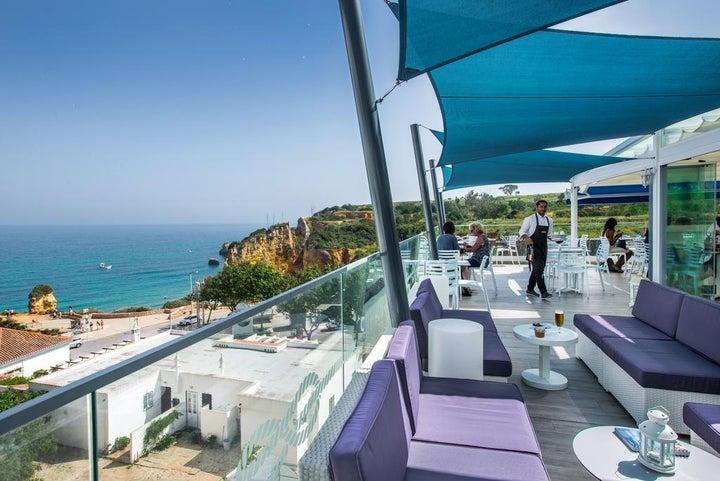 Carvi Hotel in Lagos, Algarve, Portugal