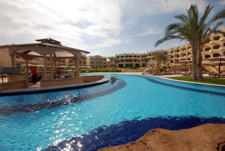 Coral Hills Resort Marsa Alam in Marsa Alam, Red Sea, Egypt