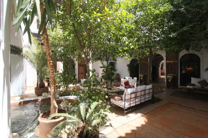 Riad Karmela in Marrakech, Morocco