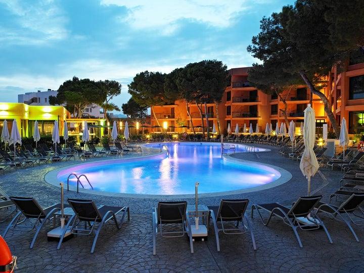 Turo Pins Protur Hotel in Cala Ratjada, Majorca, Balearic Islands