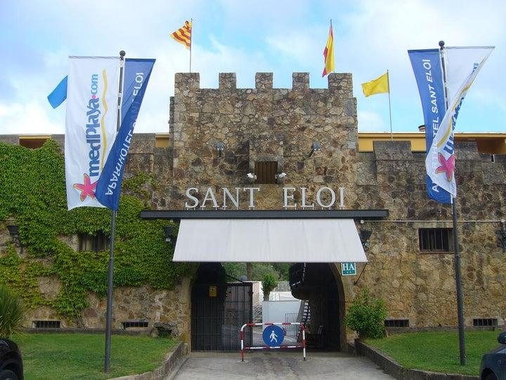 Medplaya Aparthotel San Eloy Image 2