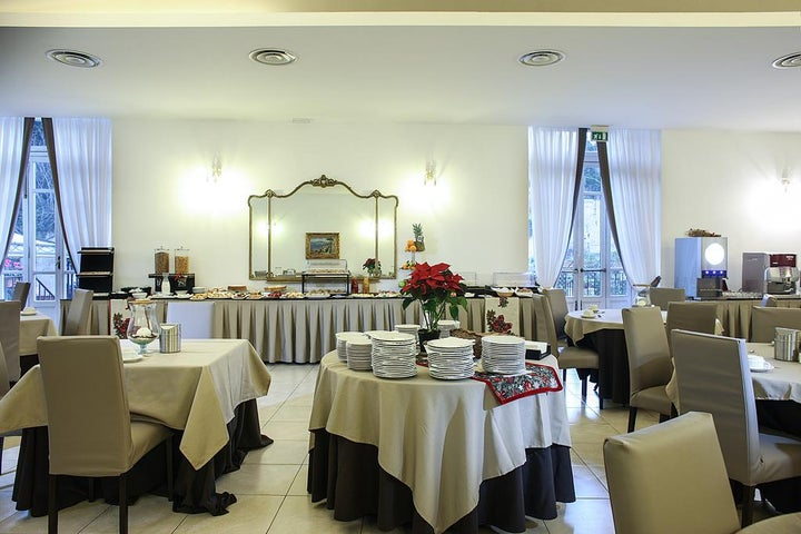 Grand Hotel Capodimonte Image 42