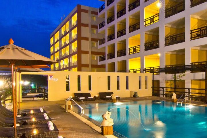 Golden Sea Pattaya Hotel Image 17