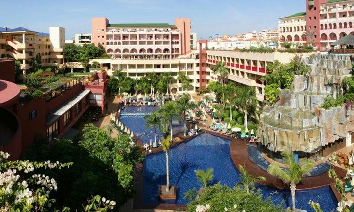 Jacaranda Hotel in Costa Adeje, Tenerife, Canary Islands